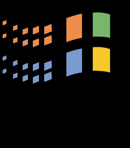 Экскурс по OS Microsoft DOS — Windows 10 и многое другое.
