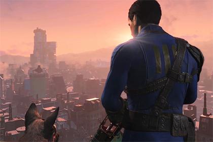 Вышла Fallout 4