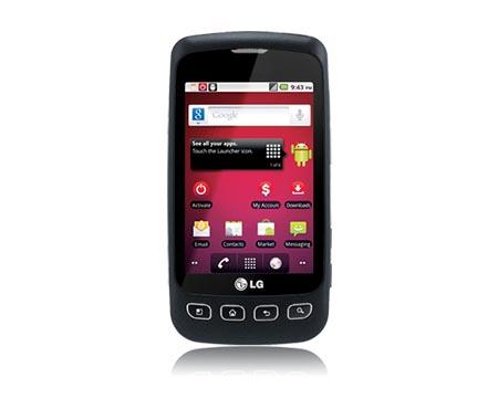 Как я покупал CDMA телефон LG VM670 под Интертелеком