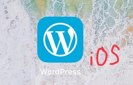 Тестируем приложение WordPress для iOS
